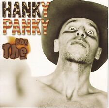 THE THE  Hanky Panky NM 1995 550/Epic Canada BK-66908 Matt Johnson Hank Williams