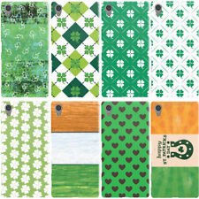 DYEFOR ST PATRICK'S DAY COLLECTION PHONE CASE COVER FOR SONY XPERIA