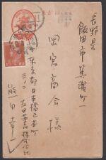 JAPAN, 1944. Post Card PC35, 244, Tokyo - Lida