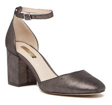 Louise Et Cie Idina Ankle Strap Pump Silver 7 (37)