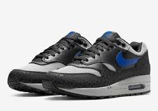Nike Air Max 1 SE BQ6521-001 Men's Shoe Off Noir/Hyper Blue sz 6, 9