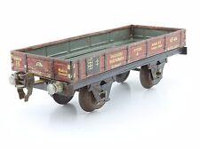 Märklin Spur 0 Güterwagen Niederbordwagen der DRB Made in Germany - Vorkrieg