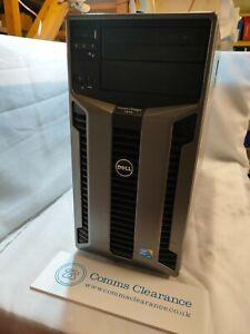 Dell PowerEdge T610 2 x Hex Core X5670 48GB RAM 4 x 250GB HDD's (1TB Total)