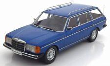 Mercedes S123 T-model 1978 Dark Blue Metallic 1:18 Model KK SCALE