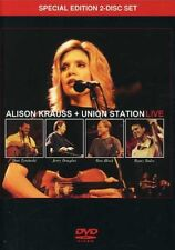 Alison Krauss - Live [New DVD] Special Edition, Dolby