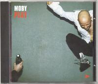 Moby - Play CD Ottimo Mute CdStumm172