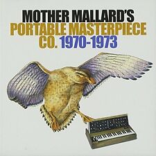 MOTHER MALLARD'S PORTABLE MASTERPIECE CO.: 1970-1973 CUNEIFORM CD RAR! Neu
