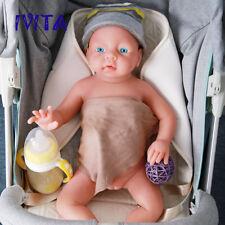 IVITA 51 Cm handgemachte Puppen Silikon Rebornpuppen Baby Mädchen 3200g