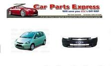 HONDA JAZZ 2002-2004 FRONT BUMPER PAINTED PAINTED NEW ANY COLOUR