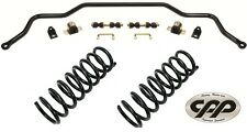 1955 1956 1957 55-57 CHEVY BELAIR FRONT SWAY BAR AND DROP SPRING SUSPENSION KIT