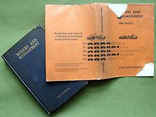 Otto NEURATH, Gerd ARNTZ, early Isotype 1934;  Van Kleeck: Miners and Management
