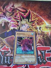 Carte Yu-Gi-Oh! Kabazauls DR1-FR002 très rare française / french  NM to LP