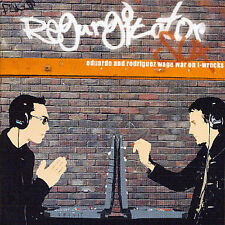 Eduardo and Rodriguez Wage War on T Wrecks by Regurgitator (CD, 2001) Free Post*