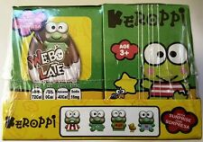 NEW Sanrio Keroppi Chocolate Egg Toy Surprise Box of 6 FREE WORLDWIDE SHIPPING