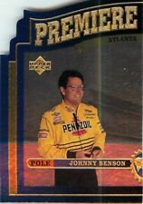 Sports Trading Cards Sports Mem, Cards & Fan Shop 1996 Sp Driving Force #df1 Johnny Benson Racing Card