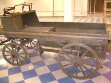 Swiss Army Horse Drawn Supply Wagon dated 1937 BEAUTIFUL CONDITION