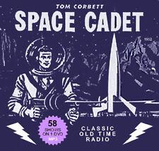 Tom Corbett - 58 OTR Sci-Fi Shows on DVD-R Old Time Radio MP3s
