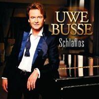 """UWE BUSSE """"SCHLAFLOS"""" CD NEU"""