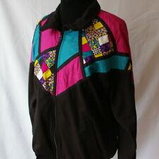 Colour Block Vintage Zip Jacket Lavon Medium ? Windbreaker Back Color Light