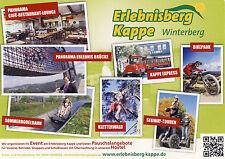 AK: Erlebnisberg Kappe Winterberg