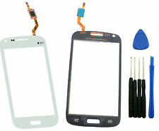 Samsung Galaxy S3 Core i8260 i8262 Touch Screen Glass Digitizer White + Tools UK