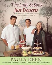 Books The Lady and Sons Just Desserts : More Than 120 Sweet Temptations Savannah