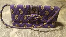 Vera Bradley - Knot Just A Clutch in Simply Violet