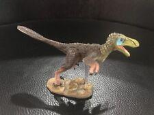 Kabaya Kaiyodo KAZUNARI ARAKI Deinonychus Dinosaur PVC figure figurine no box