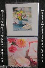 New Marks & Spencer Floral Flowers Blank Cards & Envelopes x 8 x 3 Packs = 24