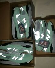 New Balance 998 USA Running Shoe Mint Green Athletic Kith Sneaker Abzorb 574 997