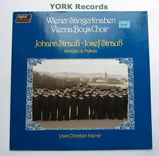 6514 185 - STRAUSS - Waltzes & Polkas VIENNA BOYS CHOIR - Ex Con LP Record