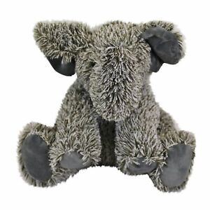 Doorstop Door Stop Stopper Holder Fluffy Fabric Elephant Novelty Animal Heavy