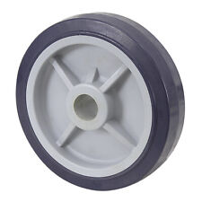 8x2 Blue Polyurethane Wheel 1-5027