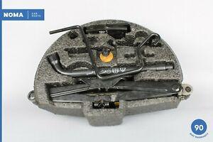 97-06 Jaguar XK8 X100 Emergency Spare Tire Foam Holder w/ Tool Kit MJA6375AB OEM