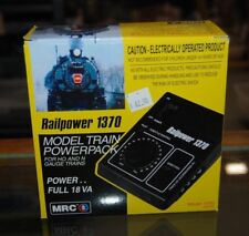 MRC Railpower 1370 Model Train Powerpack * NIB