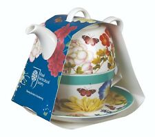 Royal Horticultural Society Butterflies & Blooms Admiral Tea For 1