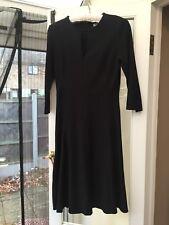 Lk Bennett Black Dress Size 10