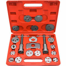 Universal Caliper Tool Kit Case Wind Back Disc Brake Pad Piston Compressor 21pc