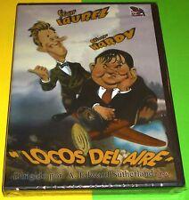 LOCOS DEL AIRE - Laurel & Hardy - Stan Laurel / Oliver Hardy - Precintada