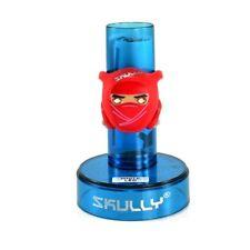 SKULLY Ninite Ninja With Linings LED Front Light , 2 x White LED's , Red