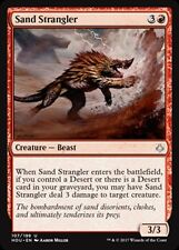 MTG Magic - (U) Hour of Devastation - 4x Sand Strangler x4 - NM/M