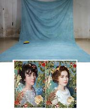 B0151 10x20ft 3X6M Mottle muslin backdrop Photo Studio Muslin dyed Backdrops