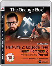 The orange box half-life 2 PS3 * en excellent état *