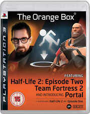 The Orange Box Half-life 2 PS3 *in Excellent Condition*