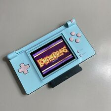 Consola Nintendo DS Lite Gameboy Macro Blue & Pink Azul Y Rosa + Charger