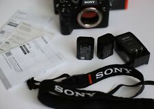 Mint Condition - Sony A7III Mirrorless Digital Camera