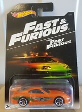 Hotwheels 2016 [Fast and Furious series] - Toyota Supra *12 CARS POSTED FOR $10*