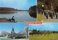 B108993 Belgium Werbeverein Wirtzfeld Wirtzfeld Winter, Fisherman Football