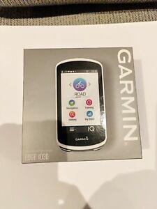 Garmin Edge 1030 Cycling GPS Computer - Black - New.