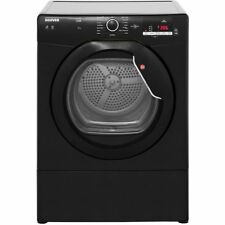 Hoover HLV9DGB Dynamic Next C Rated 9Kg Vented Tumble Dryer Black